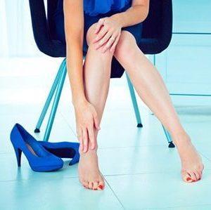 первые признаки варикоза на ногах
