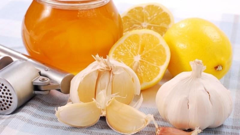 народные средства от холестерина чеснок и лимон