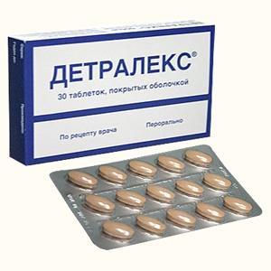 помогает ли детралекс при варикозе