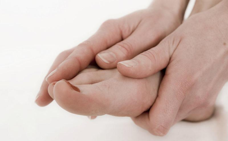 тромб глубокой вены ноги