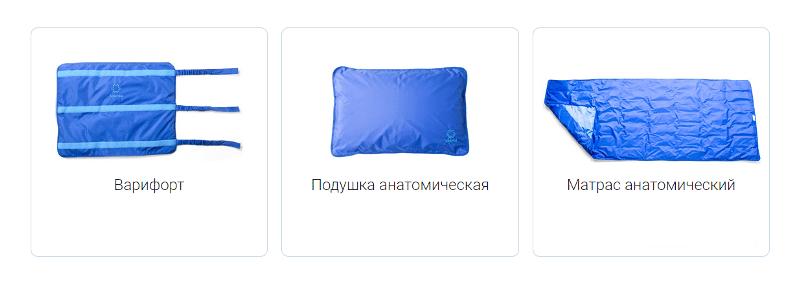 матрасы и подушка здоров для варикоза
