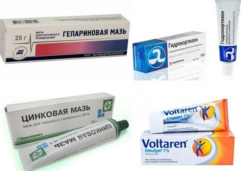 лечение варикозного дерматита народными средствами