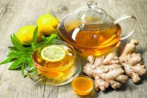 мед и лимон для очищения сосудов
