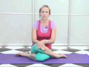 йога для ног при варикозе
