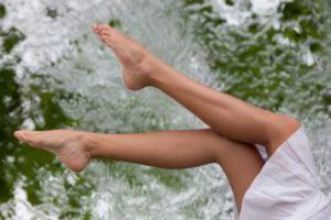 контрастный душ для ног как правильно принимать при варикозе