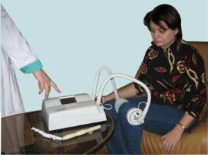 магнитотерапия при варикозном расширении вен