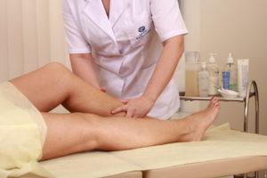 массаж ног при варикозе в домашних условиях