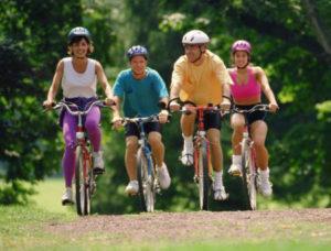 велосипед и варикозное расширение вен