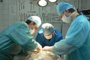 кроссэктомия ход операции