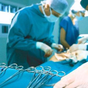 операция варикоцеле под местным наркозом