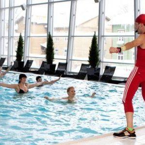 плавание в бассейне при варикозе