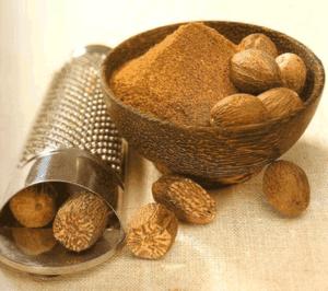 настойка мускатного ореха избавляет от варикоза полностью
