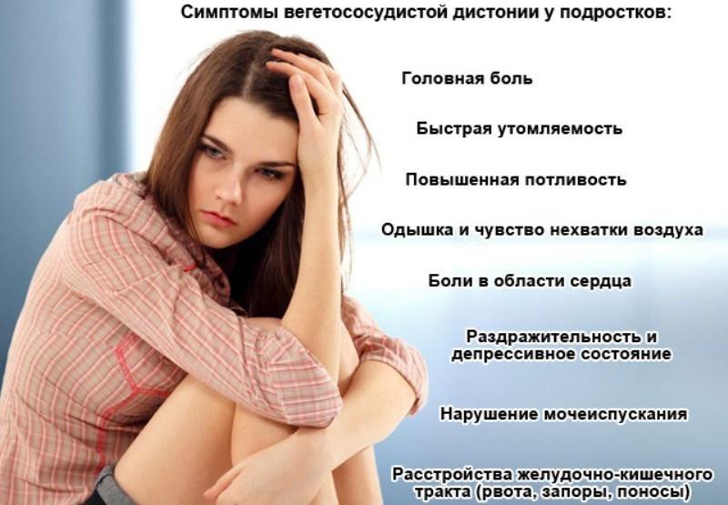 Всд симптомы и лечение в домашних условиях 972