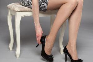 внутренние вены на ногах симптомы лечение