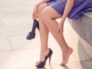 воспаление вен на ногах лечение народными средствами