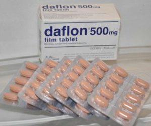 daflon 500 mg инструкция на русском