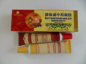 китайская пластырь от варикоза
