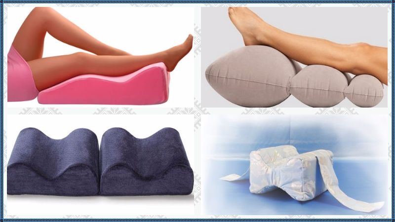подушка под ноги при варикозе