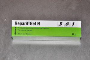 reparil gel n инструкция по применению